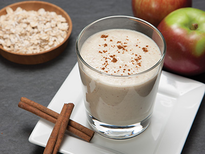 Blender Recipes-Apple Crumble Smoothie
