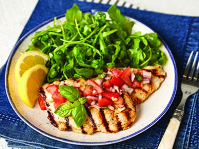 Chicken Bruschetta Recipes