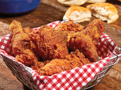 Creole Fried Chicken Recipes