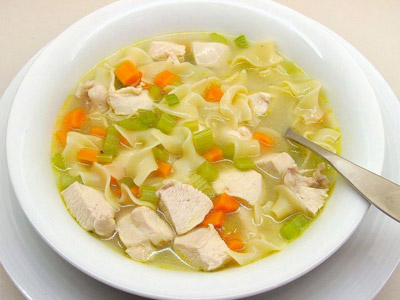 Pressure Cooker Recipes-Chicken Soup