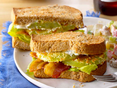 Green Tomato BLT Recipes