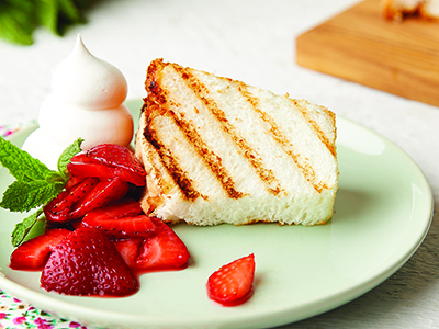 Grilled Strawberry Shortcake Recipes