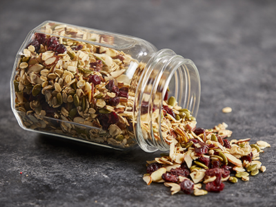 Harvest Granola Recipes