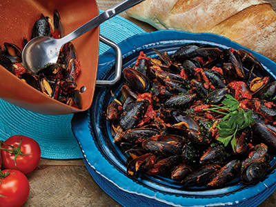Mussels Marinara Recipes