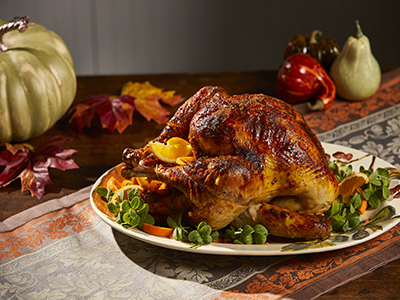 Orange Brine Turkey Recipes