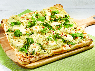 Pesto Pizza Recipes
