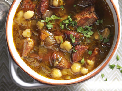 Pork-Hominy Stew Recipes