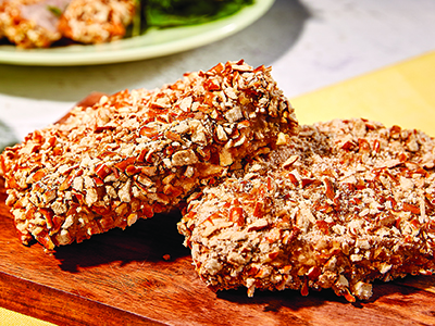 Pretzel Crusted Pork Chops Recipes