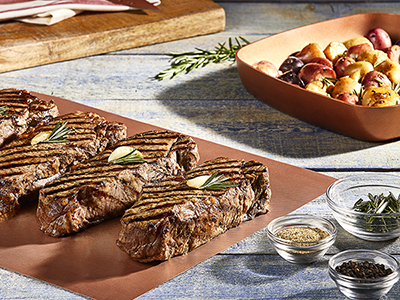 New York Strip Steaks Recipes