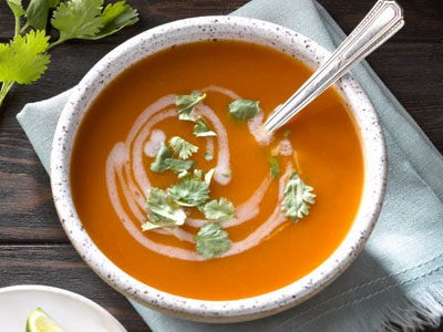 Thai Butternut Squash Soup Recipes