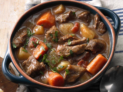 Comforting Beef Stew Recipes