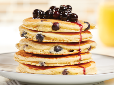 Blueberry Pancakes Recipes
