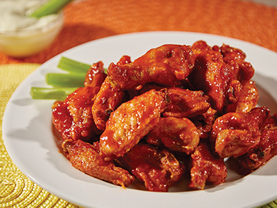 BBQ Buffalo Wings Recipes