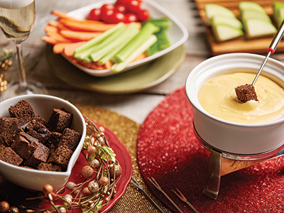Champagne Fondue Recipes