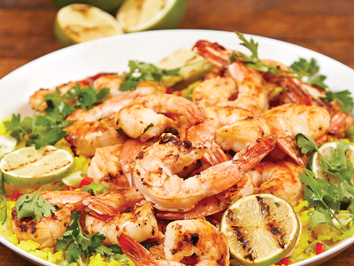 Cilantro Lime Shrimp Recipes