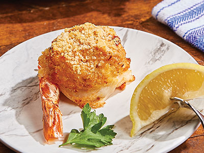 Emeril's Favorite Stuffed Shrimp