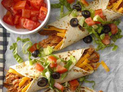 Green Chile Turkey Soft Tacos Recipes