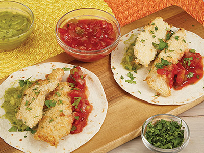 Fish Taco Recipes