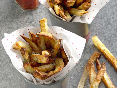 Crispy French Fries Recipes