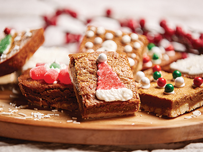 Gingerbread Bars Recipes
