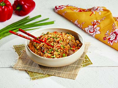 Hibachi Style Beef Fried Rice Recipes