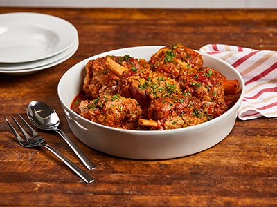Italian-Style Pork Osso Buco Recipes