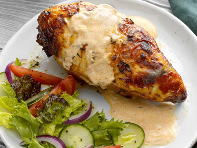Smoky Paprika Chicken Recipes