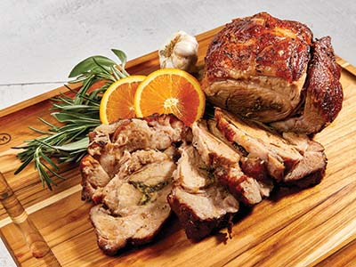 Porchetta Recipes