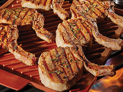 Grilled Pork Chops Recipes