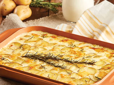 Au Gratin Potatoes Recipes