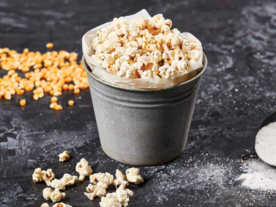 Quick Pot Truffle Popcorn