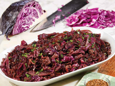 Braised Red Cabbage Recipes