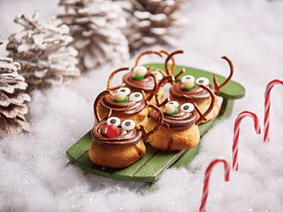 Reindeer Rolls Recipes