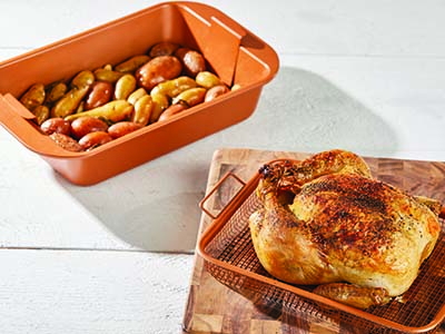 Roasted Chicken & Fingerling Potatoes Recipes