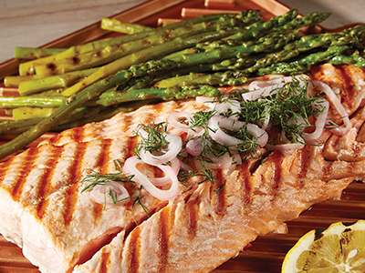 Oven-Roasted Salmon Filet Recipes