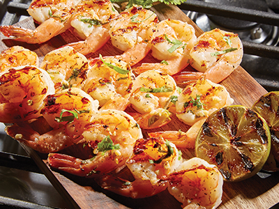 Shrimp Kabobs Recipes