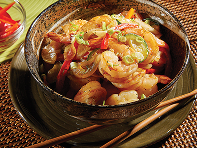 Shrimp Stir-Fry Recipes
