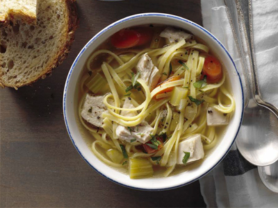 Hearty Homemade Chicken Noodle Soup Recipes