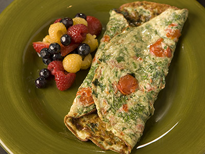 Vegetable Omelette Recipes
