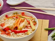 Perfect Cooker Recipes-Asian Noodle Bowl