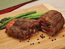 Air Fryer Recipes-Beef Roll Up