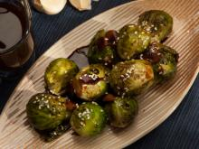 Pressure Cooker Recipes-Brussel Sprouts