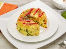 Omelet (Pepper,Onion and Cheddar)