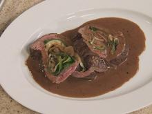 Pressure Cooker Recipes-Beef Roulade