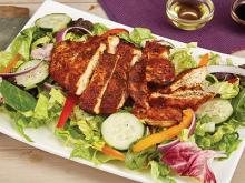 Air Fryer Recipes-Blackened Chicken