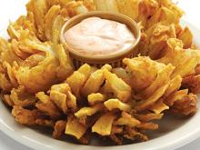 Air Fryer Recipes-Blooming Onion