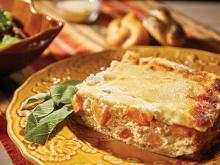 Copper Chef Recipes-Butternut Squash Lasagna