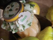 Pressure Cooker Recipes-Canned Pears