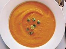 Pressure Cooker Recipes-Carrot Ginger Soup