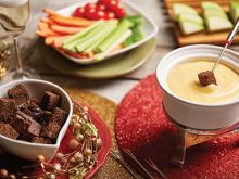Copper Chef Recipes-Champagne Cheese Fondue